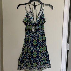 Tank top cotton dress